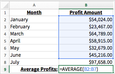 Excel Formulas: Double-Check Your Formulas
